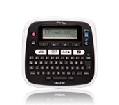 Rotuladora electrónica de sobremesa PTD200BWVP