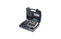 PT-D200VP Desktop Label Printer + Carry Case 4