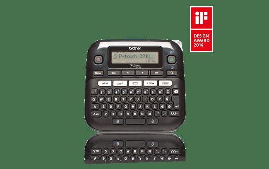 PT-D210 P-touch Beschriftungsgerät 2