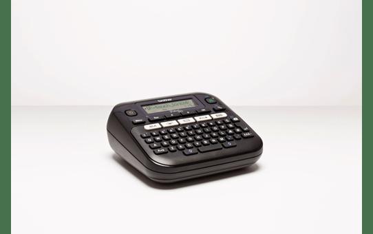 PT-D210VP imprimante d'étiquettes de bureau P-touch 12 mm 2