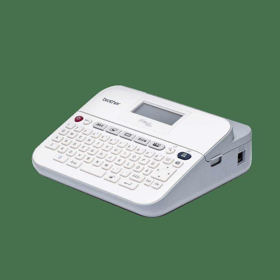 PT-D400 etichettatrice professionale desktop
