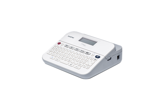 PT-D400 18mm P-touch desktop labelprinter