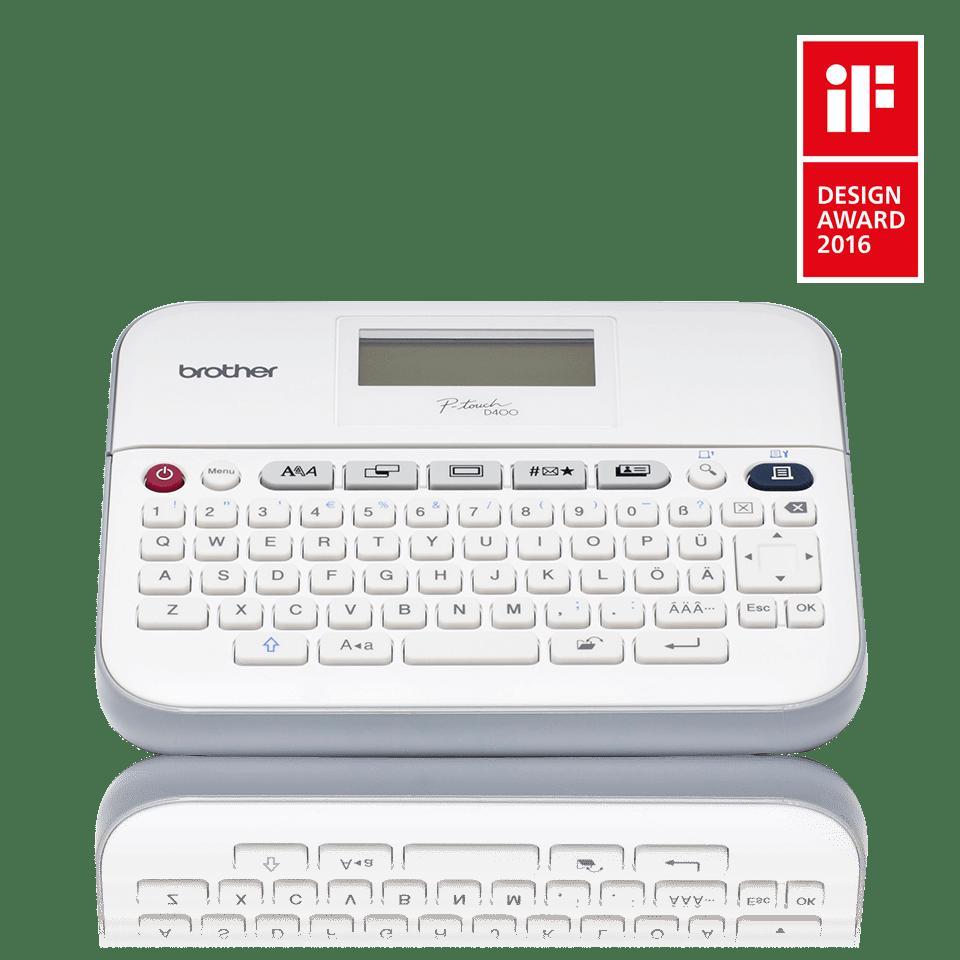 PT-D400 etichettatrice professionale desktop 2
