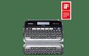 PT-D450VP étiqueteuse bureautique P-touch 18mm