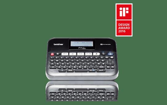 PT-D450VP Professional Desktop Label Printer