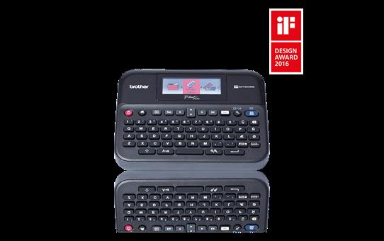 PT-D600VP imprimante d'étiquettes de bureau P-touch 24mm