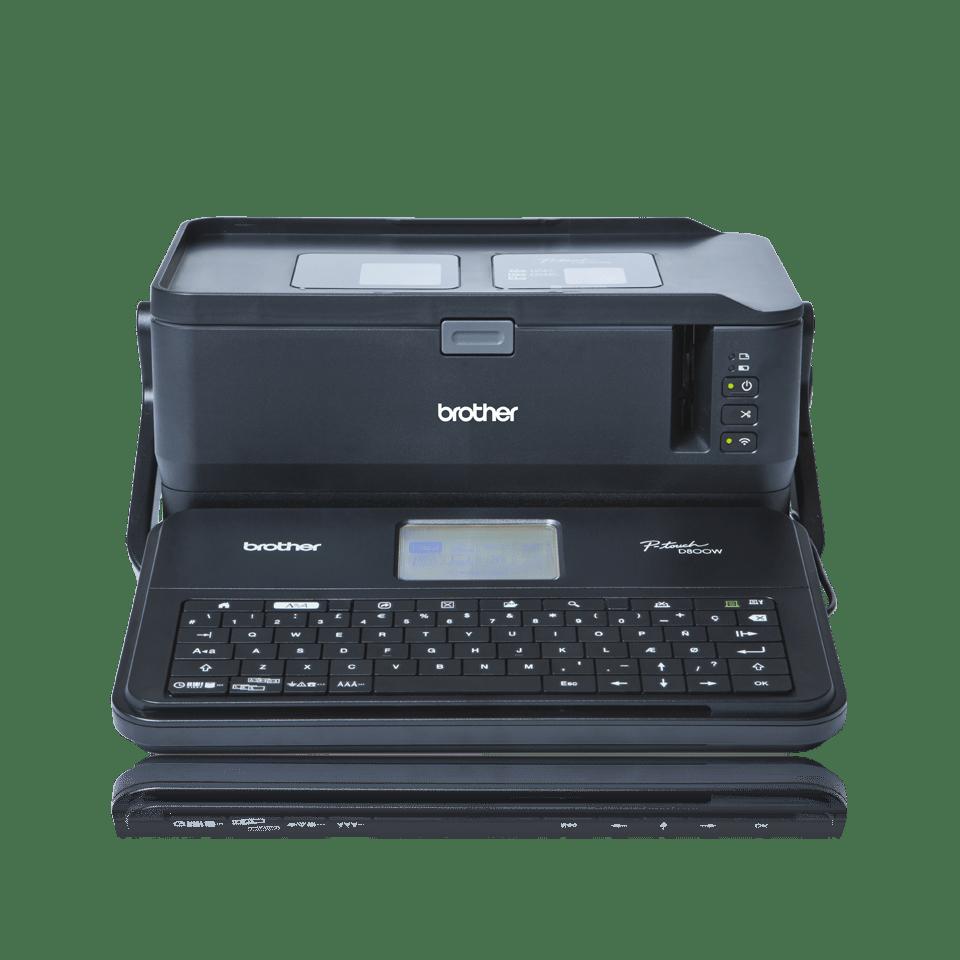 PT-D800W 36mm P-touch desktop labelprinter 5