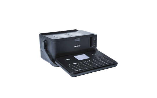 PT-D800W imprimante d'étiquettes professionnelle 6