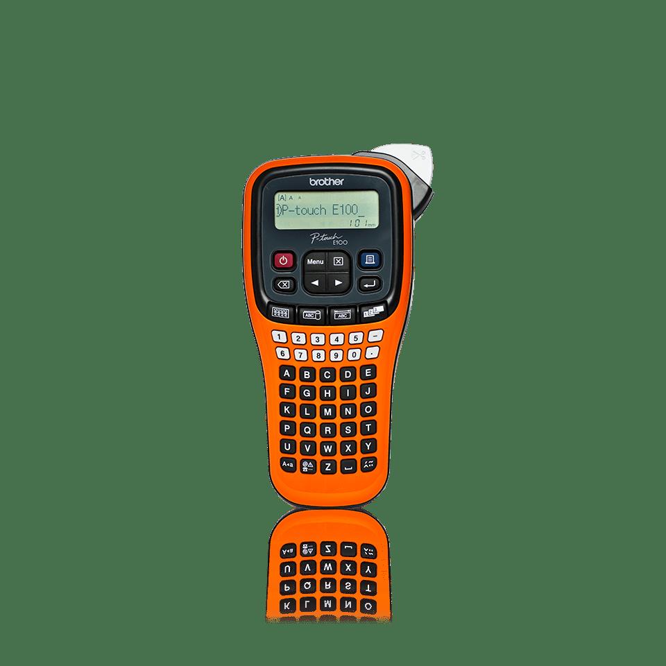 Rotuladora electrónica portátil profesional PTE100VP