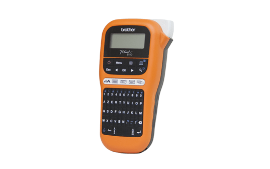 PT-E110VP étiqueteuse professionnelle 2