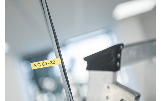 PT-E110VP Handheld Electrician Label Printer 7