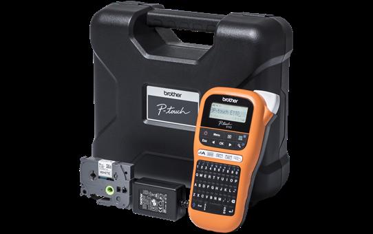 PT-E110VP P-touch tape labelprinter 12mm 4