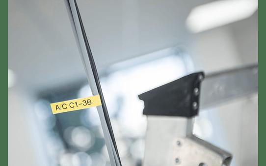 PT-E110VP étiqueteuse portable P-touch 12mm pour électriciens & datacom 8