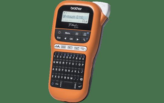 PT-E110VP étiqueteuse portable P-touch 12mm pour électriciens & datacom 2