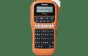 PT-E110VP étiqueteuse P-touch 12mm pour électriciens
