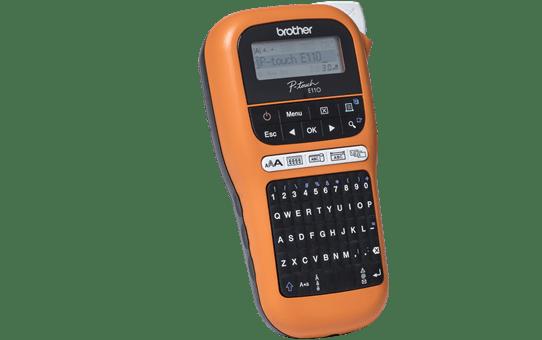 PT-E110VP étiqueteuse portable P-touch 12mm pour électriciens & datacom 3