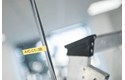 Принтер для печати наклеек PT-E110VPBUNDE для электрообрудования 8