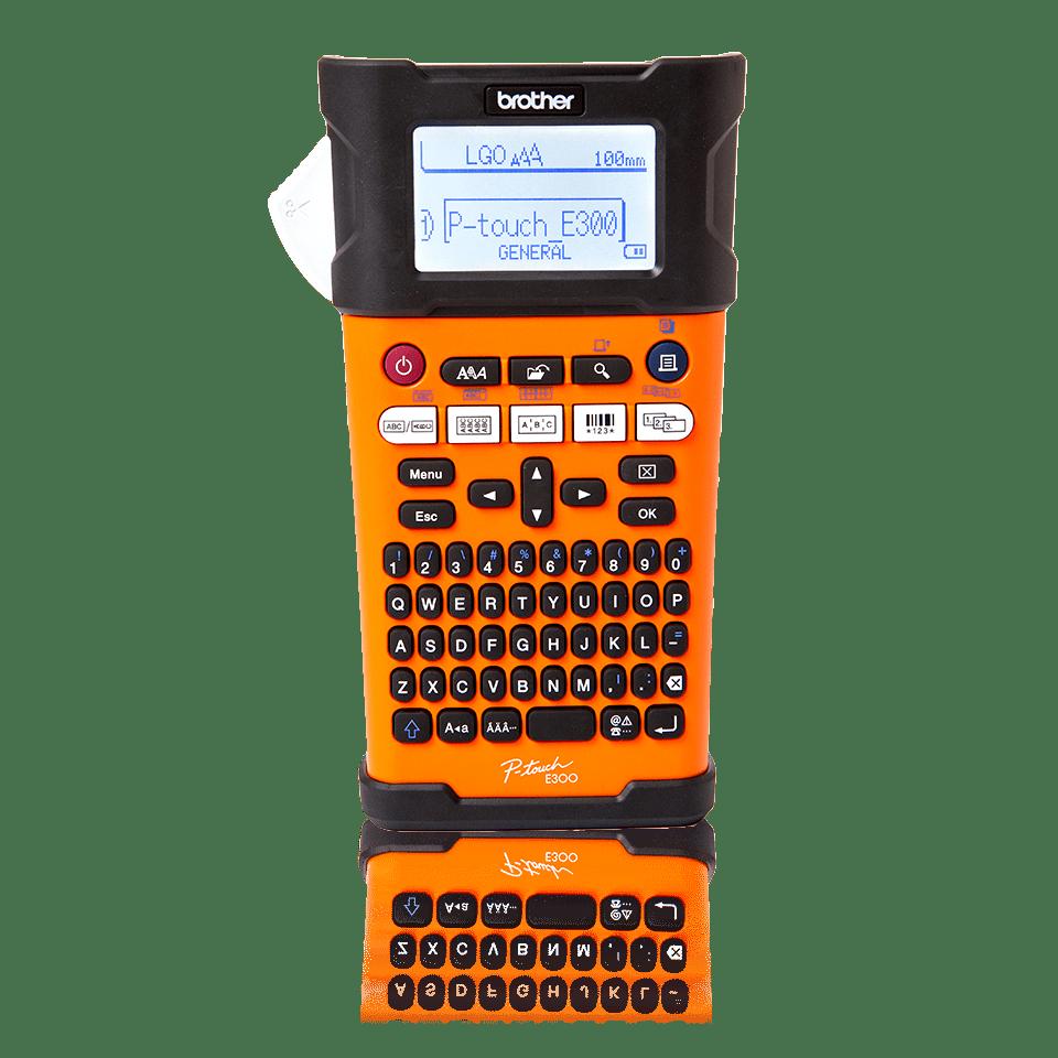 Rotuladora electrónica portátil profesional PTE300VP
