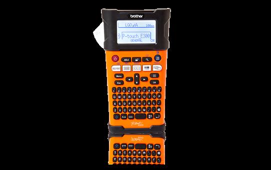PT-E300VP étiqueteuse portable P-touch 18mm pour électriciens & datacom
