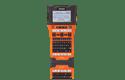 PT-E550WNIVP - labelprinter-pakke til identifikation af netværksinfrastruktur og kabler