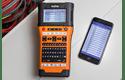PT-E550WNIVP címkenyomtató készlet hálózati infrastruktúra kiépítéséhez 5
