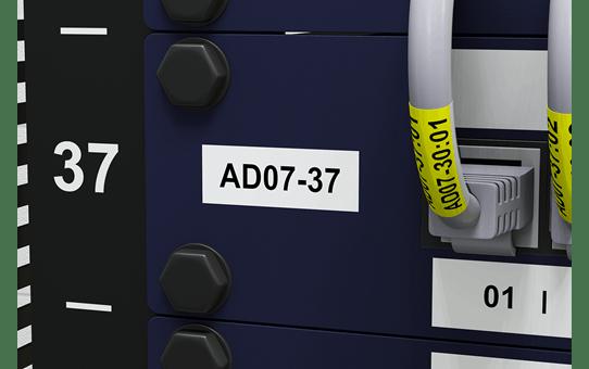 PT-E550WNIVP címkenyomtató készlet hálózati infrastruktúra kiépítéséhez 9