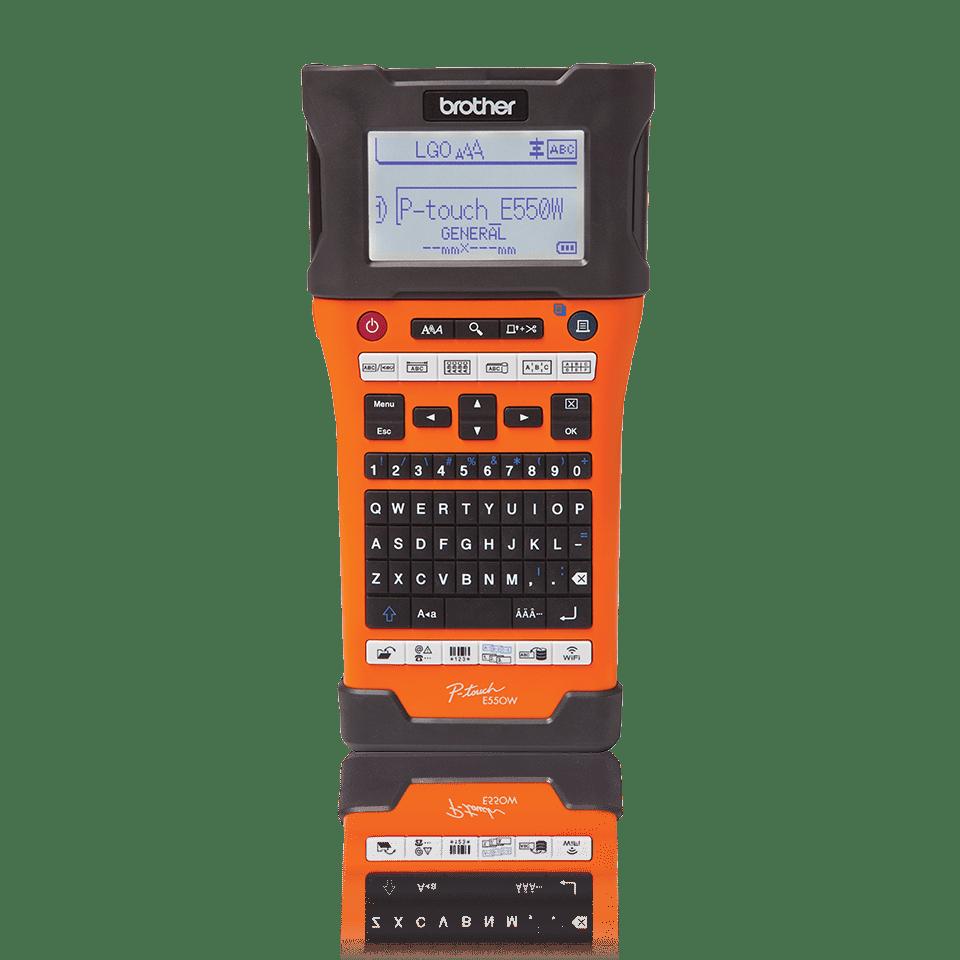 Brother PT-E550WNIVP label printer