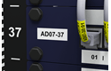 PT-E550WNIVP  märknings-kit för nätverksinstallatörer 9