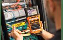 PT-E550WNIVP - set cu aparat de etichetare pentru rețele informatice 4