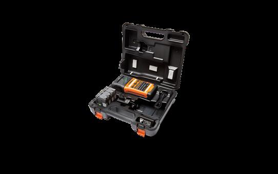 PT-E550WSP imprimante d'étiquettes industrielle  3