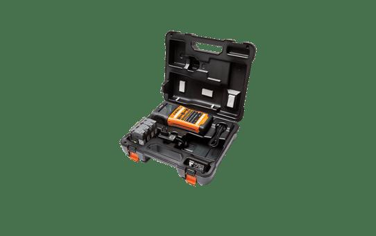PT-E550WSP étiqueteuse P-touch 24mm pour électriciens 3