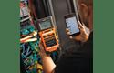 PT-E550WNIVP étiqueteuse portable P-touch 24mm pour les infrastructures réseau 4