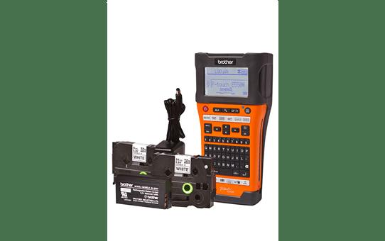 PT-E550WNIVP P-touch tape labelprinter 24mm 2