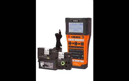 PT-E550WNIVP étiqueteuse portable P-touch 24mm pour les infrastructures réseau 2