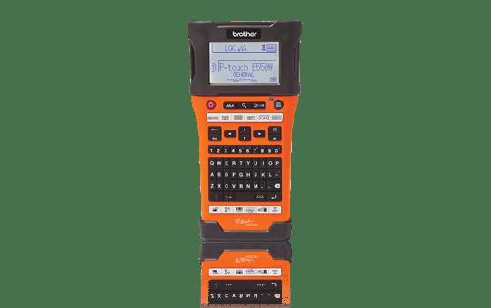 PT-E550WNIVP étiqueteuse portable P-touch 24mm pour les infrastructures réseau
