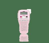 PTH100P Rotuladora de mano rosa