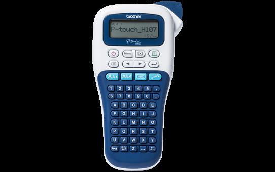 PT-H107B étiqueteuse P-touch bleue foncée