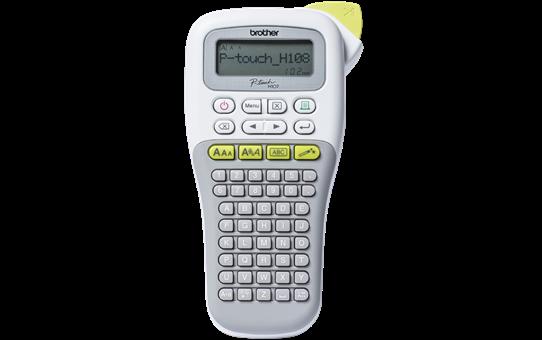PT-H108 P-touch tape labelprinter 7