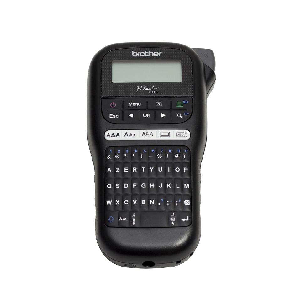 Etiqueteuse portable PT-H110 de Brother