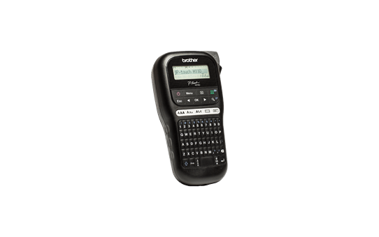 PT-H110 imprimante d'étiquettes portable P-touch 12mm 3