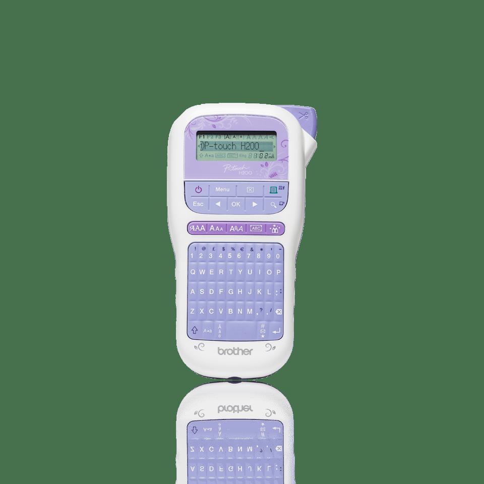 Rotuladora electrónica PT-H200 Brother