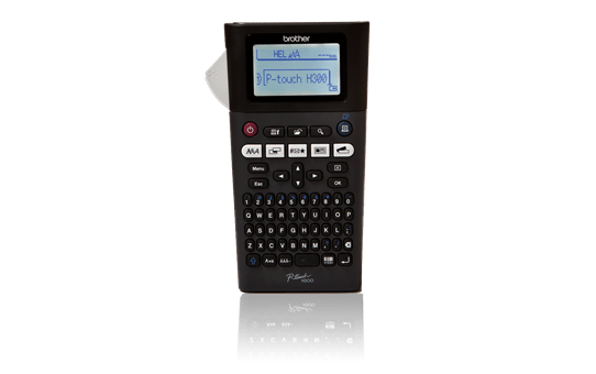 PT-H300 P-touch tape labelprinter