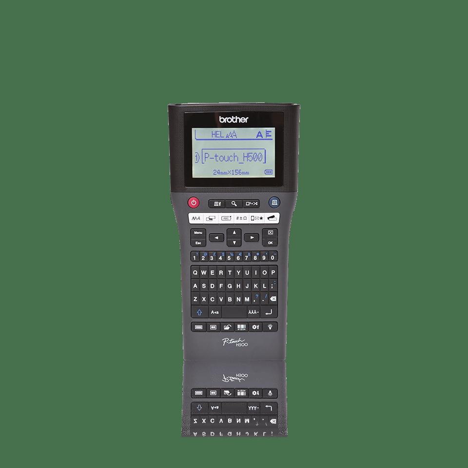 Rotuladora eletrónica PT-H500, Brother