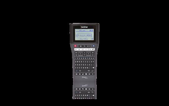 PT-H500 imprimante d'étiquettes portable P-touch 24mm 2