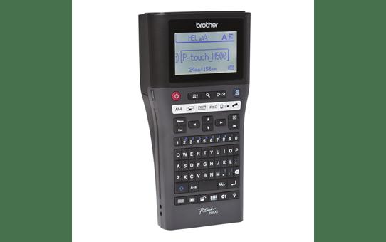PT-H500 imprimante d'étiquettes portable P-touch 24mm
