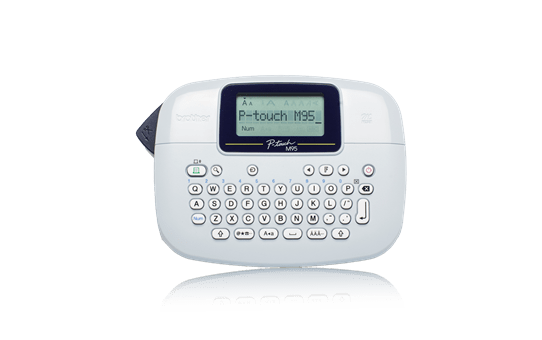 PT-M95 étiqueteuse portable P-touch 12mm 2