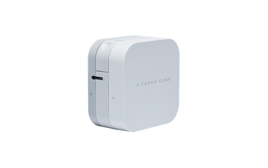 P-touch CUBE Label Printer + Bluetooth PT-P300BT 2