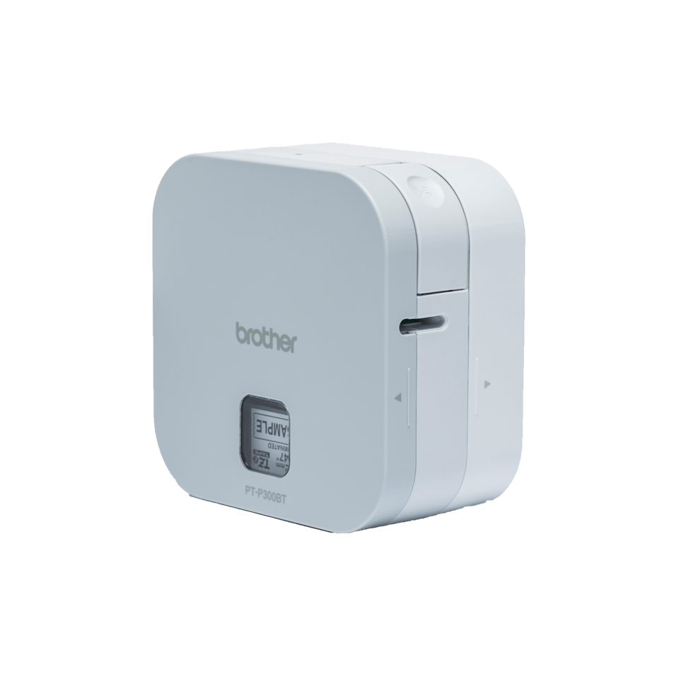 P-touch CUBE Label Printer + Bluetooth PT-P300BT 3