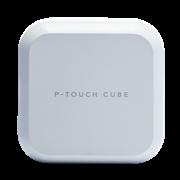 Rotuladora eletrónica PT-P710BTH Cube, Brother