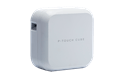 P-touch CUBE Plus PT-P710BTH Rechargeable Label Printer with Bluetooth (White) 2